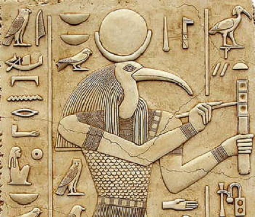 egyptian_relief_thoth